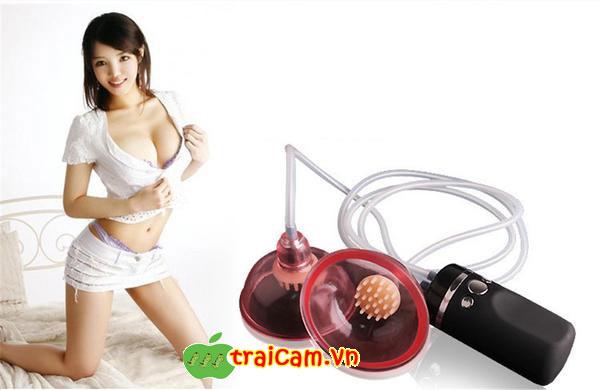 Máy bơm mở rộng ngực tự động cho chị em tăng giúp làm to và săn chắc ngực 2