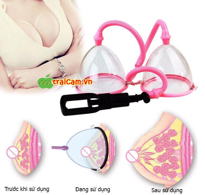 Máy hút chân không vú cho phụ nữ để có thể có được vòng một căng tròn và quyến rũ 5