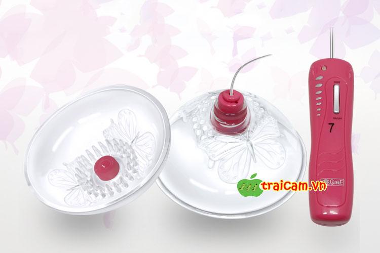 Máy massage ngực Momo, sản phẩm mát xa ngực cao cấp cho nữ