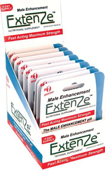 Thảo dược Extebze tăng cường sinh lý nam