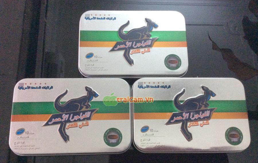 Thuốc cường dương chuột túi Kangaroo Thái Lan - đặc trị đàn ông
