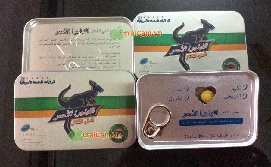 Thuốc cường dương chuột túi Kangaroo Thái Lan - đặc trị đàn ông 2