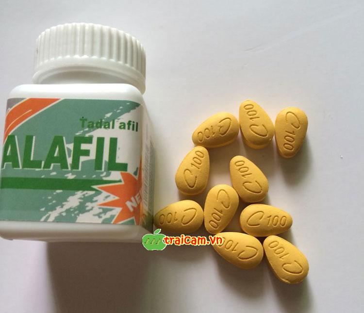 Thuốc cường dương Cialis 100mg (Tadalafil) phục hồi sinh lý phái mạnh 2