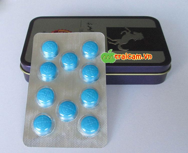 Thuốc cường dương ngựa thái 9800mg hỗ trợ nam giới yếu sinh lý 1