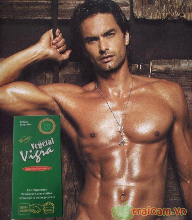 Thuốc vegetal vigra giúp điều trị sinh lý yếu cho nam