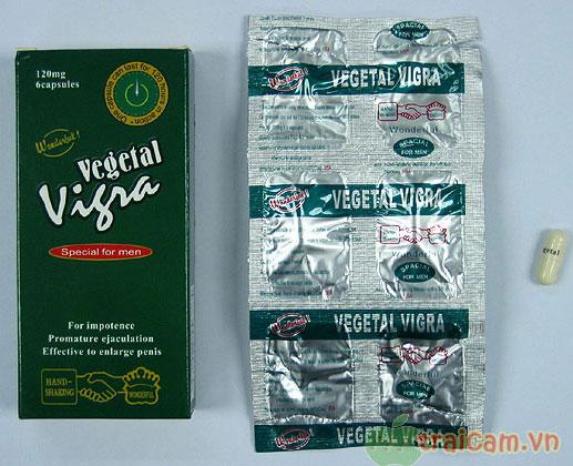 Thuốc vegetal vigra giúp điều trị sinh lý yếu cho nam 2