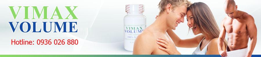 Vimax Volume - Thuốc tăng lượng tinh trùng cho nam giới 2