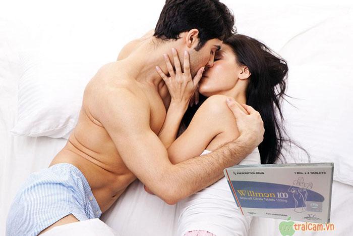 Thuốc Willmon 100mg giúp tăng cường sinh lực của nam giới 2