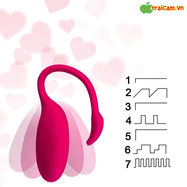 Trứng rung tình yêu thiên nga Magic Motion Flamingo - Traicam.vn 4