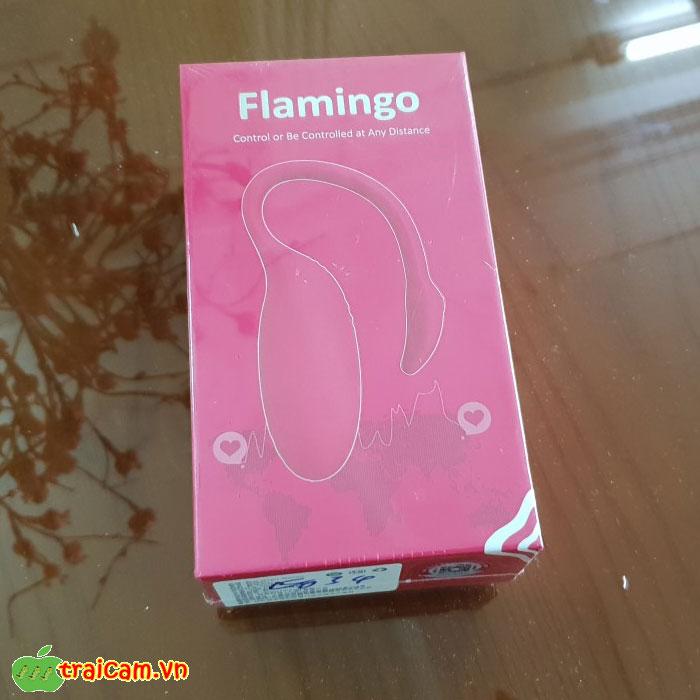 Trứng rung tình yêu thiên nga Magic Motion Flamingo - Traicam.vn 8