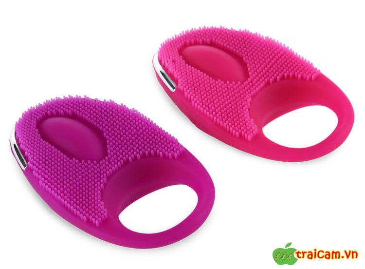 Máy Massage Âm Đạo Cute GNOX Mini - Vòng Rung Tình Yêu 2